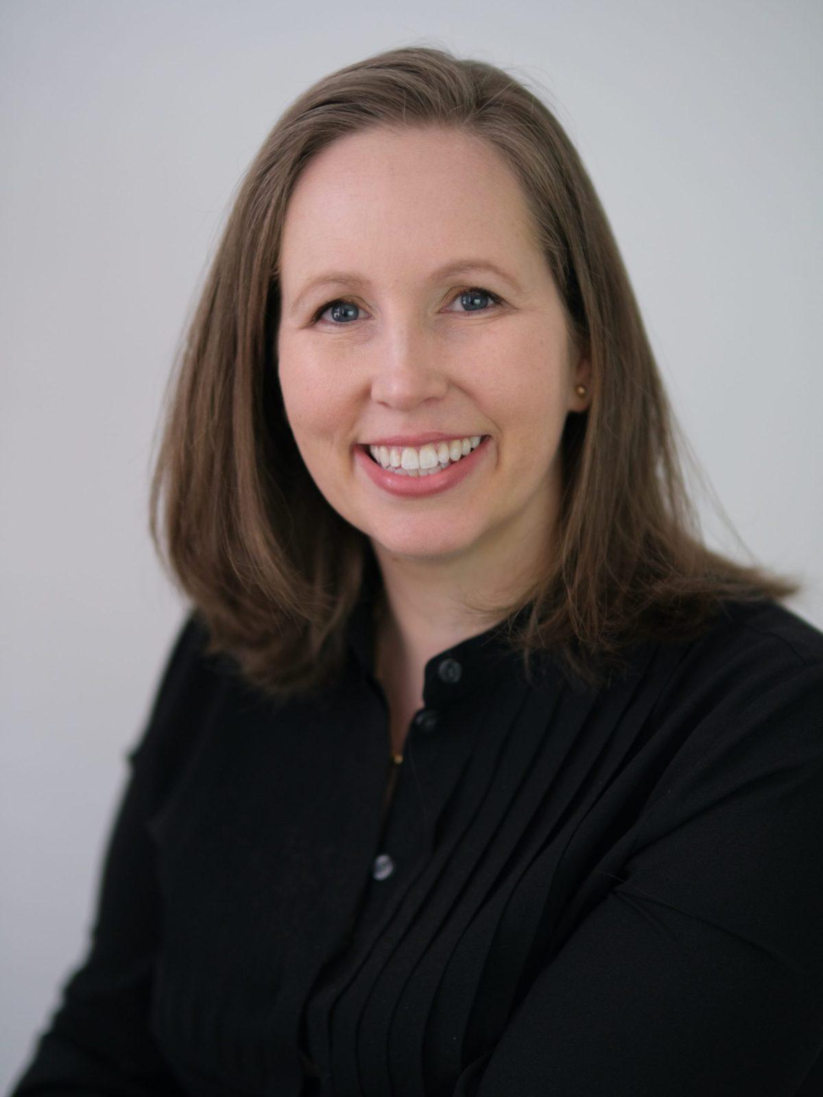 Catherine Anchin.