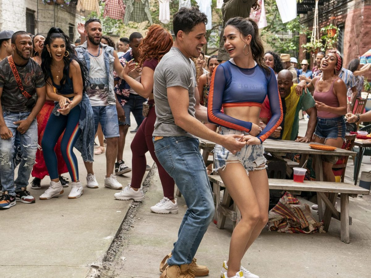 A still from In the Heights.