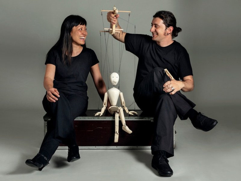 Di Filippo Marionette at the National Capital Puppetry Festival