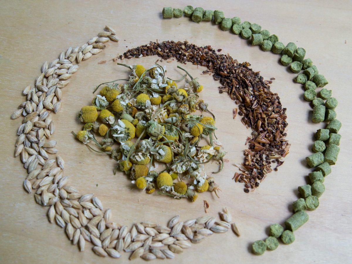 Urban Garden Brewing Ingredients