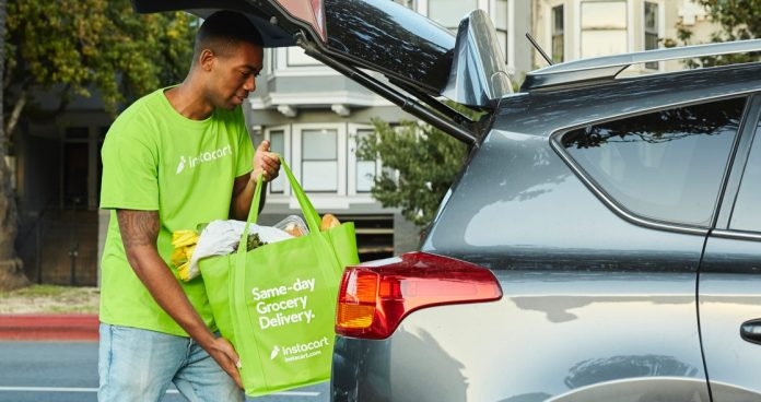 How to use the Instacart shopper app