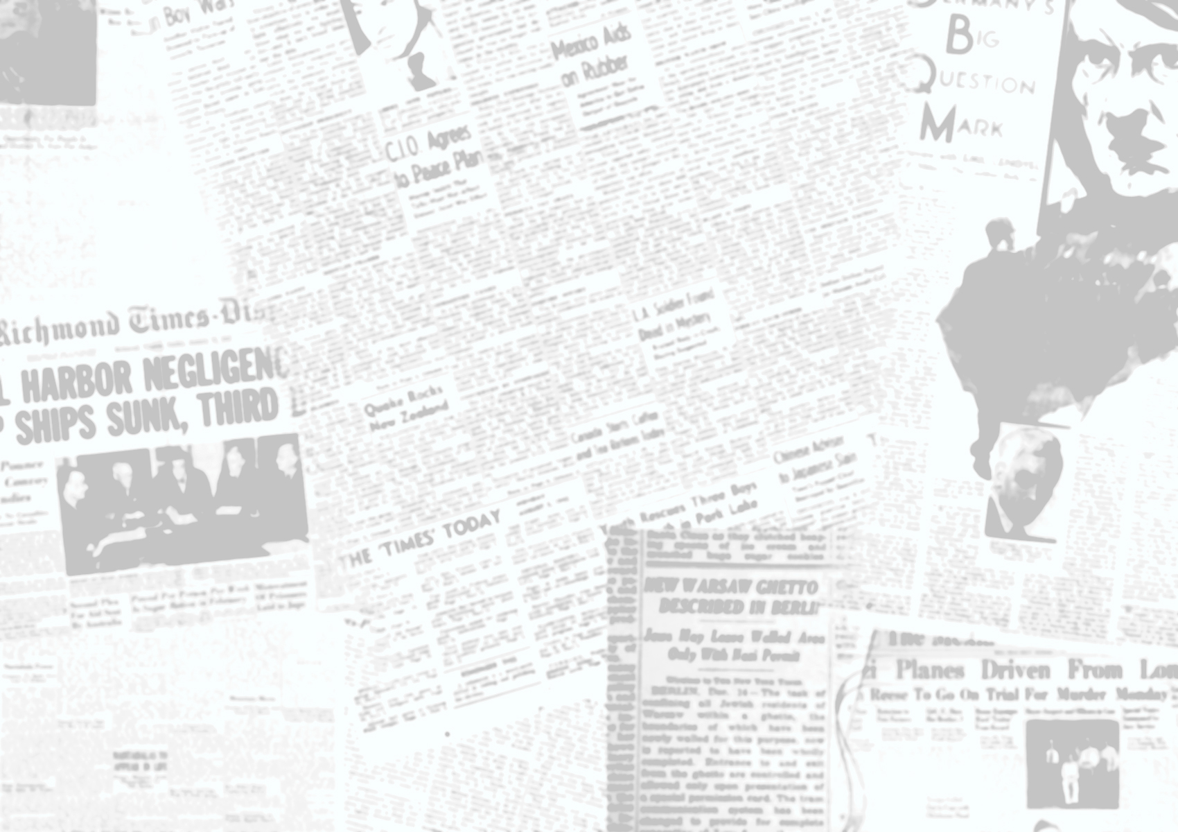 History Unfolded: US Newspapers and the Holocaust