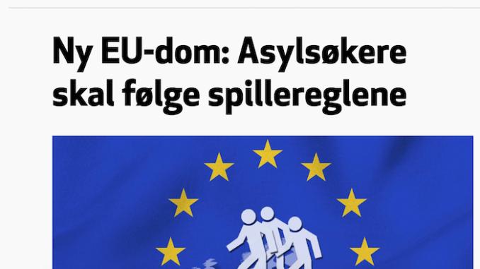 Asylsøgere