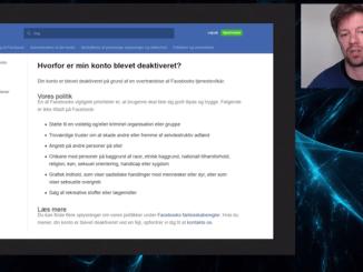 FacebookCensur