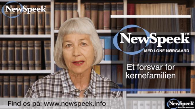Lone Nørgaard - Kernefamilien