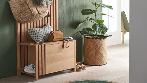 A multifunctional piece of furniture.
