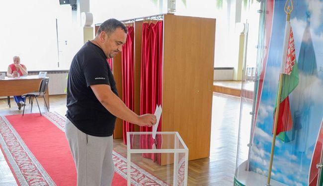 Выборы президента Белоруссии признаны состоявшимися