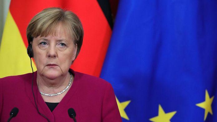Меркель: решение по