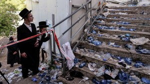 В Израиле 2 мая объявленднем траура в связи с трагедией на горе Мерон