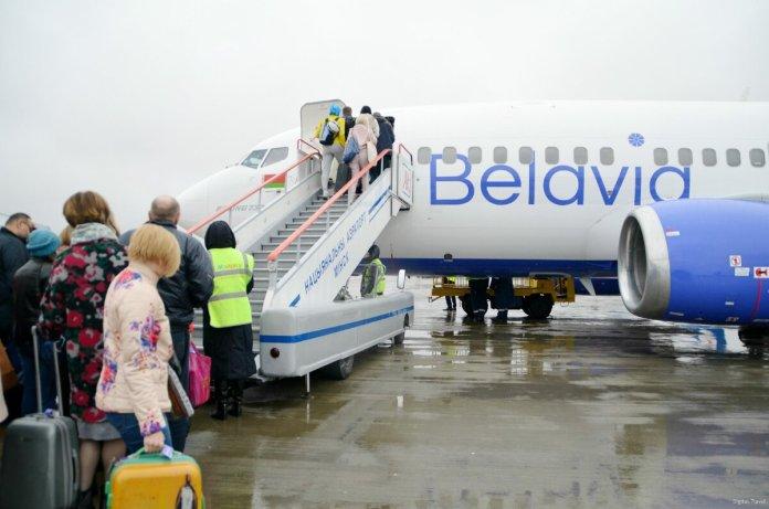 С 5 июня ЕС запрещает полеты белорусских авиакомпаний в своем воздушном пространстве