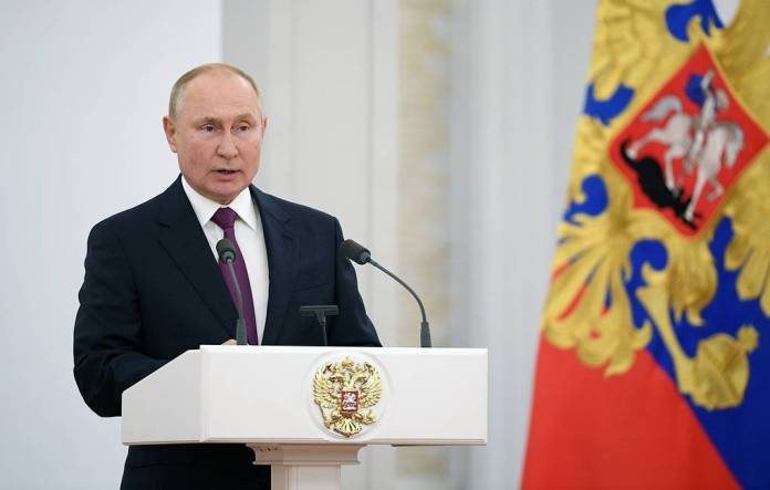Путин: