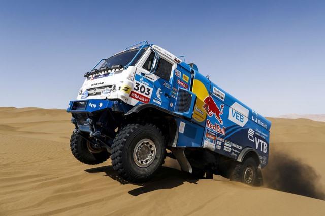 Silk Way Rally - Os altos e baixos da 9ª etapa