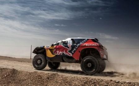 Silk Way Rally - Poder francês reina à entrada para o Gobi