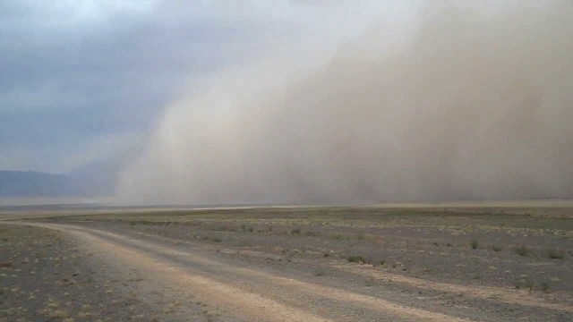 Silk Way Rally - Tempestade de areia cancela a 11ª etapa