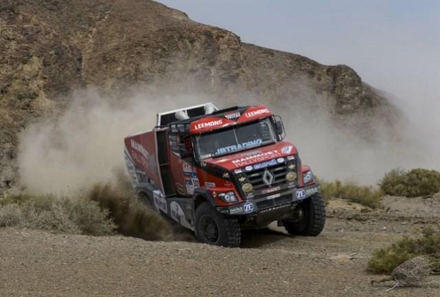 Silk Way Rally - Poder francês reina no deserto de Gobi