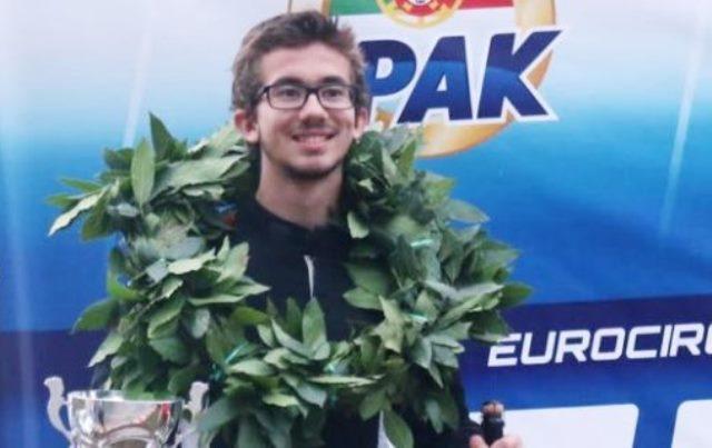 Santinho Mendes soma Taça de Portugal ao título de Campeão Nacional
