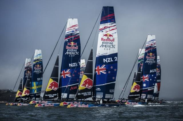 Red Bull Youth America's Cup Bermudas 2017