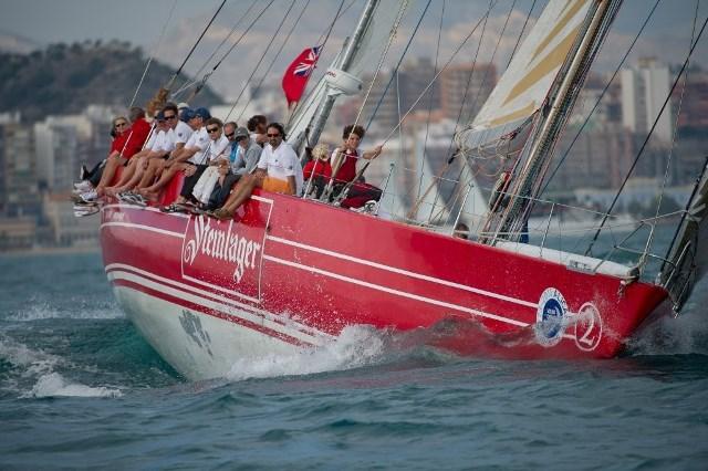 Volvo Ocean Race comemora 45 anos com uma Legends Race