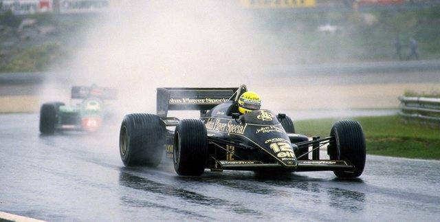 Históricos da Fórmula 1 preparam-se para o Estoril Classic