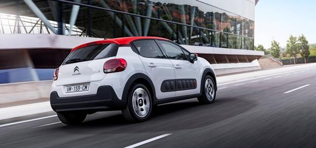 """Citroën C3 eleito """"Citadino do Ano"""""""