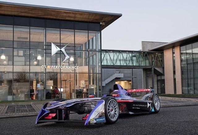 DS AUTOMOBILES torna-se construtor oficial do Campeonato FIA de FÓRMULA E
