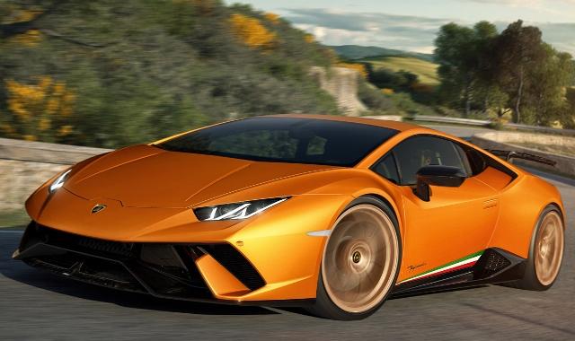 Lamborghini - Huracán Performante 2017: a versão (ainda) mais desportiva
