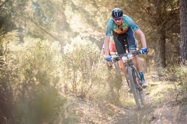 O português Tiago Ferreira vence a Andaluzia Bike Race