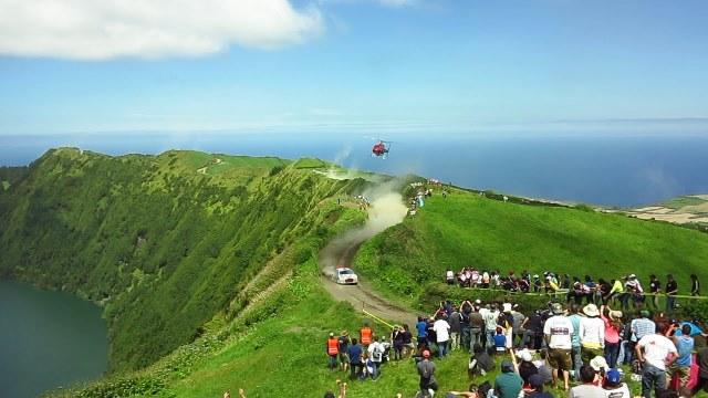 Europeu de Ralis arranca em grande nos Açores