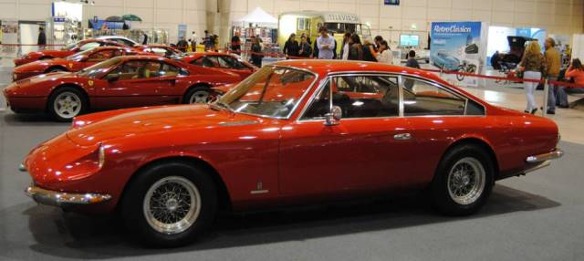 """""""70 anos da Ferrari"""" no Salão Motorclássico"""