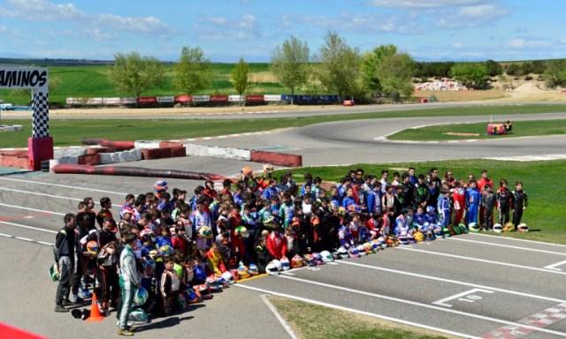 65 pilotos recusam correr o Nacional de Karting no Circuito Fernando Alonso