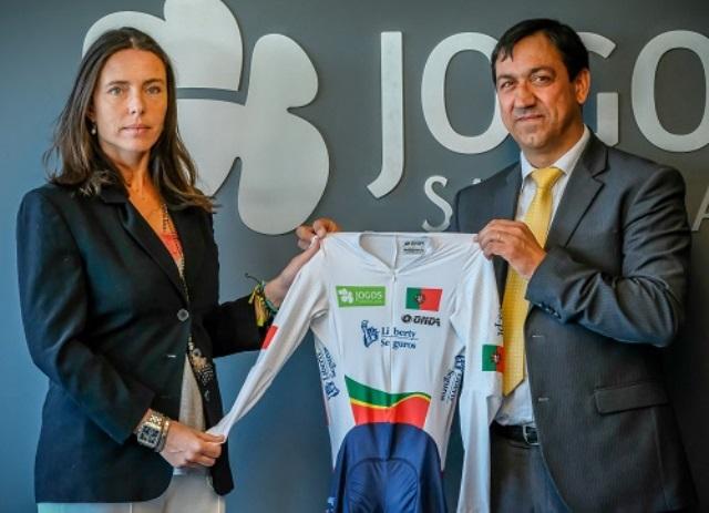Jogos Santa Casa vestem camisola da Equipa Portugal