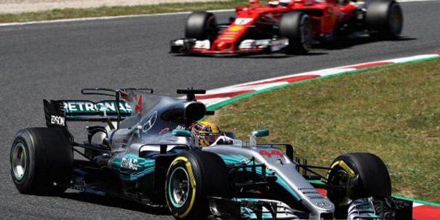 Lewis Hamilton vence GP F1 de Espanha