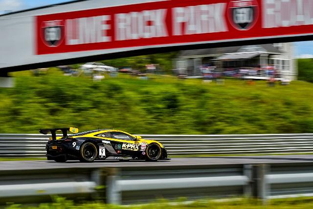 Álvaro Parente - de Le Mans para Road America