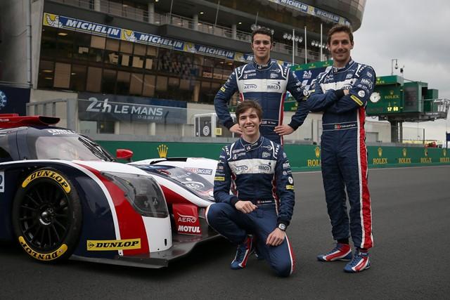 Filipe Albuquerque celebra mais um aniversário em Le Mans