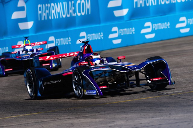 DS VIRGIN RACING continua a pontuar em Berlim