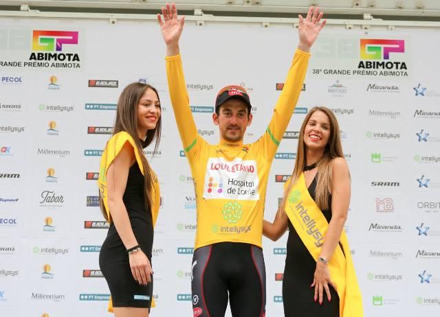 Vicente Garcia de Mateos venceu Grande Prémio Abimota