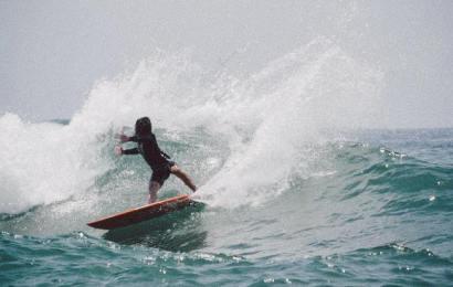 João Kopke lança site dedicado às histórias e arte à volta do surf