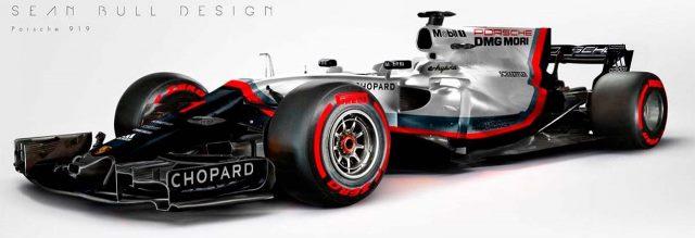 Porsche com a Fórmula 1 na mira?