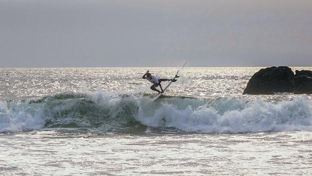 Os campeonatos de surf voltaram a Vila do Conde