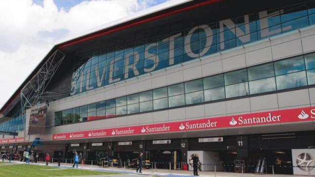Assim fica a grelha para o GP F1 de Silverstone