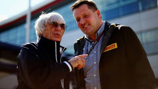 """Hembery propõe criar """"temporadas"""" dentro da F1"""