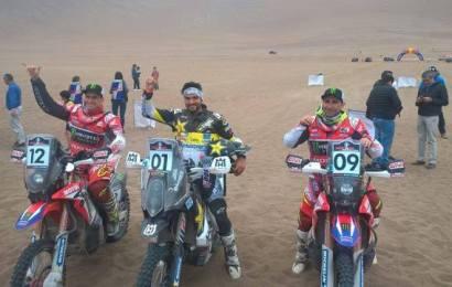 Paulo Gonçalves conquista pódio no Atacama Rally 2017