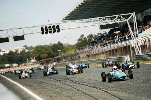 Autódromo do Estoril vibra com o regresso da Fórmula 1