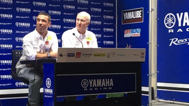 Pedro Mello Breyner e Pedro Velosa de SSV no DAKAR 2018