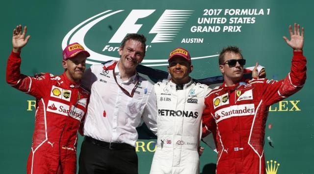 Hamilton quase quase tetracampeão do Mundo de F1