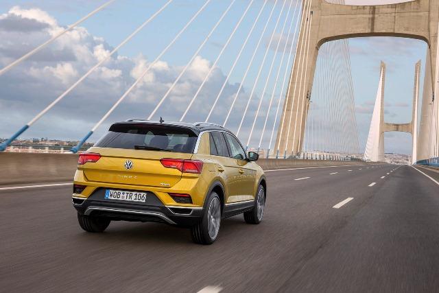 Conheça o novo Volkswagen T-Roc