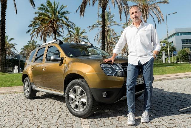 "Duster é a ""arma"" de Carlos Sousa para o regresso ao Dakar"