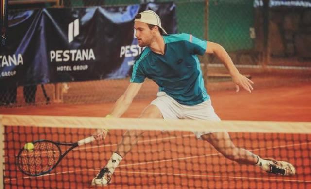 João Sousa sagra-se campeão nacional absoluto de ténis pela primeira vez