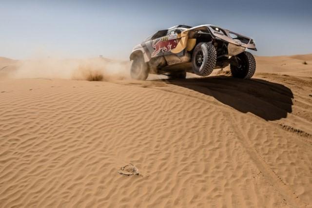 'Dream Team' a postos para alinhar talvez pela última vez no Dakar