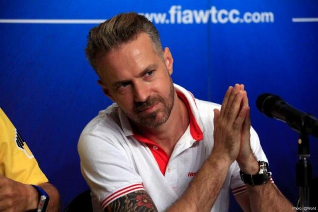 Tiago Monteiro não alinha em Macau